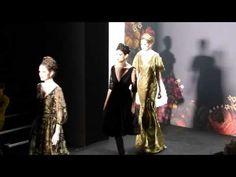 Lena Hoschek - Fall/Winter 2013/2014 Mercedes Benz Fashion Week Berlin - Final Walkthrough - http://olschis-world.de/  #LenaHoschek #FW13 #MBFWB