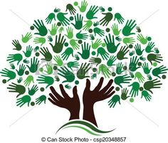 Clipart Vector of Friendship connection tree image. Hands on hand tree, logo - Search Clip Art, Illustration, Drawings and Vector EPS Graphics Images Logo Image, Tree Clipart, Logo Clipart, Tree Icon, Creation Art, Tree Sketches, Tree Images, Tree Logos, Clip Art