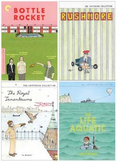 wes anderson - criterion collection