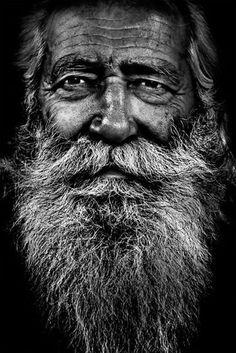 old man....
