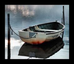 Row Boat 2 de Jacqueline Chay