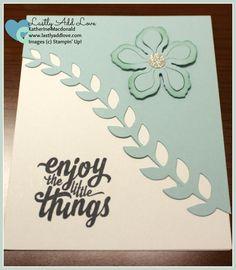 Enjoy The Little Things Botanical Blooms