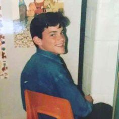young Matt Bomer