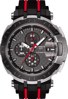 2f17bee3616  tissot Watch T-Race MotoGP Chronograph Automatic 2015 Limited Edition   bezel-fixed