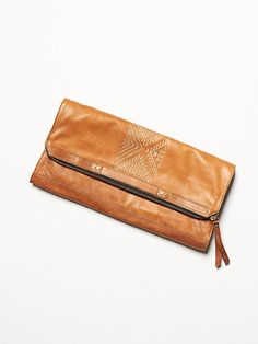 Free People Bankers Clutch $345.00