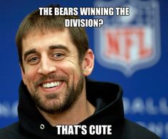 As a Packer fan, I remind ALL my other football friends of this. Even the Bears fans, who really ought to know better