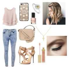 """nudes"" by emshort on Polyvore"