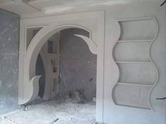 ENTRY IN DRAWING ROOM FROM LOBBY.