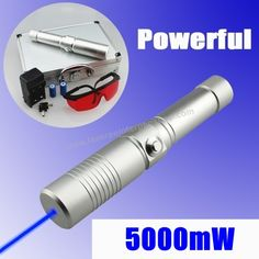 Briday 960Y High Power 50000mW 450nm Most Powerful Blue Burning Laser Pointer Strongest Power Laser