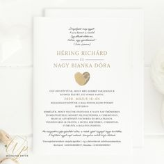 #meghívó #esküvőimeghívó #esküvő #esküvőidekoráció