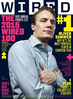 WIRED UK Magazine archive