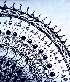 Zentangle von SuSaBe