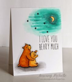 Amusing Michelle: Bear Hugs