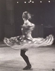 Ilse Bing, Cancan Dancer, Moulin Rouge, Paris, 1931