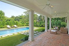 English Country - traditional - Patio - Other Metro - Barry Block Landscape Design & Contracting, Inc.