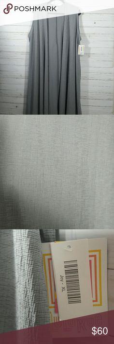 NWT XL LuLaRoe Joy Vest NWT XL LuLaRoe Joy Vest LuLaRoe Jackets & Coats Vests