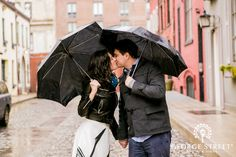 Why so serious? The best engagement photos are fun, playful—and perfectly quirky. Right this way for inspiration. Engagement Session, Engagement Photos, Engagement Inspiration, Street Photo, Wedding Photos, Romantic, Photo And Video, Board, Fun