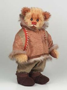Helga Torfs Artist Bear