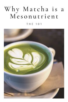 Everything you need to know about mesonutrients and their benefits. Matcha benefits, recipes, and why it's so healthy. Holistic Remedies, Holistic Healing, Alternative Health, Alternative Medicine, Fitness Nutrition, Diet And Nutrition, Turmeric For Inflammation, Healthy Kids, Healthy Living
