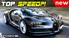 Bugatti Chiron Top Speed Run, New Ford GT Explosion, Bentley SUV or Spor...
