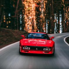 When the 288 GTO was presented in it was the most powerful and fastest road car Ferrari had ever built. But why is the 288 GTO so important in Ferrari's history? Read the full article. Ferrari 288 Gto, Pink Ferrari, Ferrari Laferrari, Ferrari Mondial, Ferrari Logo, Lamborghini Gallardo, Ferrari Spider, Ferrari California, Automotive Design