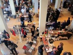 food + fashion at #chicago's dose market.