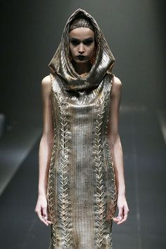 Alice Auaa A/W '13 i somehow like this...