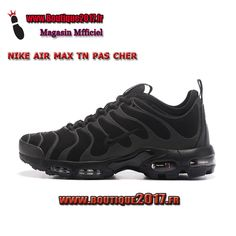 new arrivals 502b6 eec32 Boutique Nike Air Max Plus TN Noir 898015-002 boutique2017