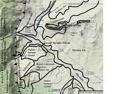 Geology of Palmer Lake Colorado Map
