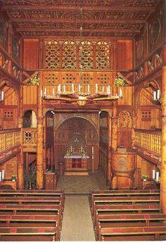 Goslar/Hahnenklee, Gustav-Adolf-Stabkirche – Organ index, die freie Orgeldatenbank