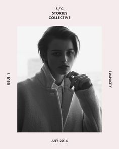 Stories Collective / Issue 1 / Cover