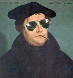 Martin Luther as a Post-Modern