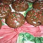 Italian spiced chocolate Christmas cookies