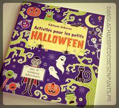 «Activités pour les petits : Halloween» | dans la chambre de mes enfants - book - kids - jeux - fête - play