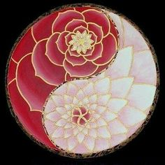 """""""Yin and Yang"""" ~ Oriental symbol for all that is duality, complementary and whole. ~ Miks' Pics """"Artsy Fartsy lll"""" board @ http://www.pinterest.com/msmgish/artsy-fartsy-lll/"""