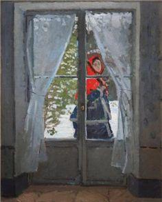 d3a93710334 Claude Monet The Red Kerchief  Portrait of Mrs. Monet