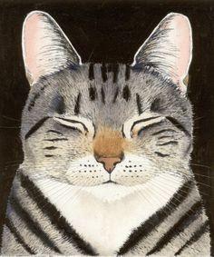 Nonchalant — artemisdreaming: Cat Nap Kay Mc Donagh HERE I Love Cats, Crazy Cats, Cute Cats, Adorable Kittens, Gatos Cats, Photo Chat, Here Kitty Kitty, Sleepy Kitty, Kitty Cats