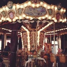 No shortage of carousels in France✨