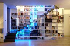 Cini Boeri Architetti, Paolo Rosselli · Appartamento su tre Livelli · Architettura italiana