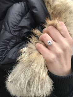 Oval moissanite solitaire engagement ring. Juno setting in white gold. Reach out directly for a quote or follow us @ringcometrue for more of my work!