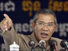 Cambodia's Hun Sen Might Face Electoral Trouble Hun Sen, Cambodia, Face, Youtube, Yorkshire, Google, Style, Swag, The Face
