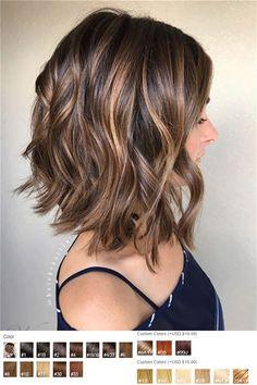 66 Chic Short Bob Hairstyles & Haircuts for Women in 2019 - Hairstyles Trends Medium Hair Cuts, Medium Hair Styles, Curly Hair Styles, Haircut Medium, Haircut Bob, Asian Haircut, Haircut Short, Medium Long Hair, Haircut Styles