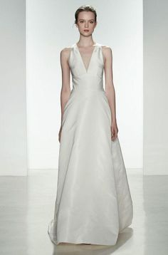 Amsale fall 2015 wedding dress