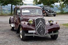 Citroën traction avant #Oldtimer