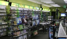 Own your own video game store!
