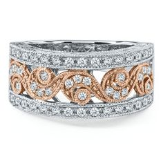 1/2 ct. tw. Diamond Ring in 10K Gold