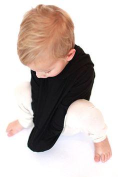 95258f82847 Organic Cotton Kids Leggings - Natural Our Kids