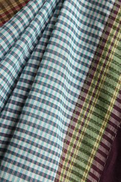 Ganga Jamuna Blue and White Checkered Ilkal Saree Red and Grey Stripes Ilkal…