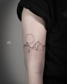 awesome Geometric Tattoo - GEOMETRIC TATTOOS BY MARK OSTEIN