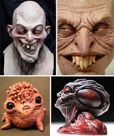 *scary sculptures - http://weburbanist.com/2012/05/04/welcome-to-hell-22-grisly-and-terrifying-sculptures/